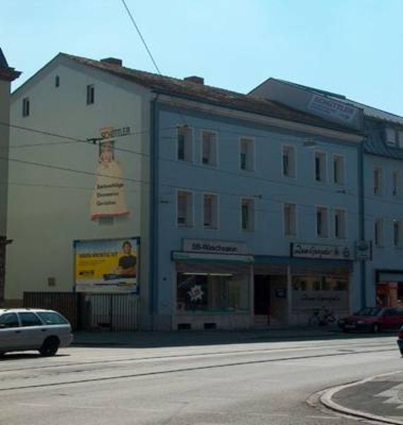 Wohn-Geschäftshaus in Nuernberg