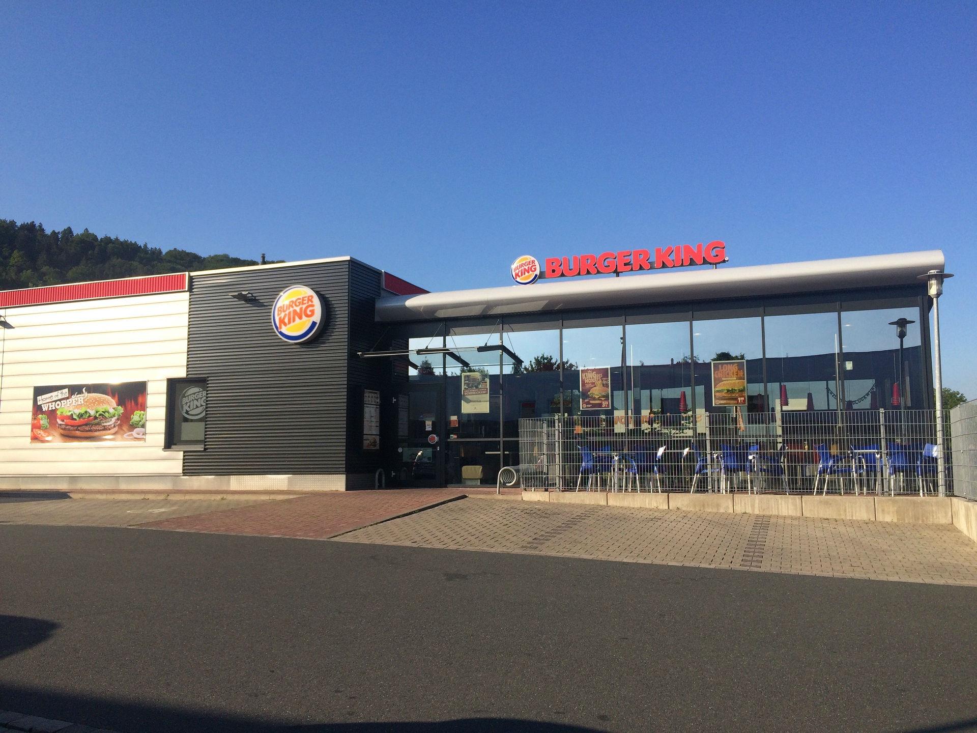 Burger King in Hoexter