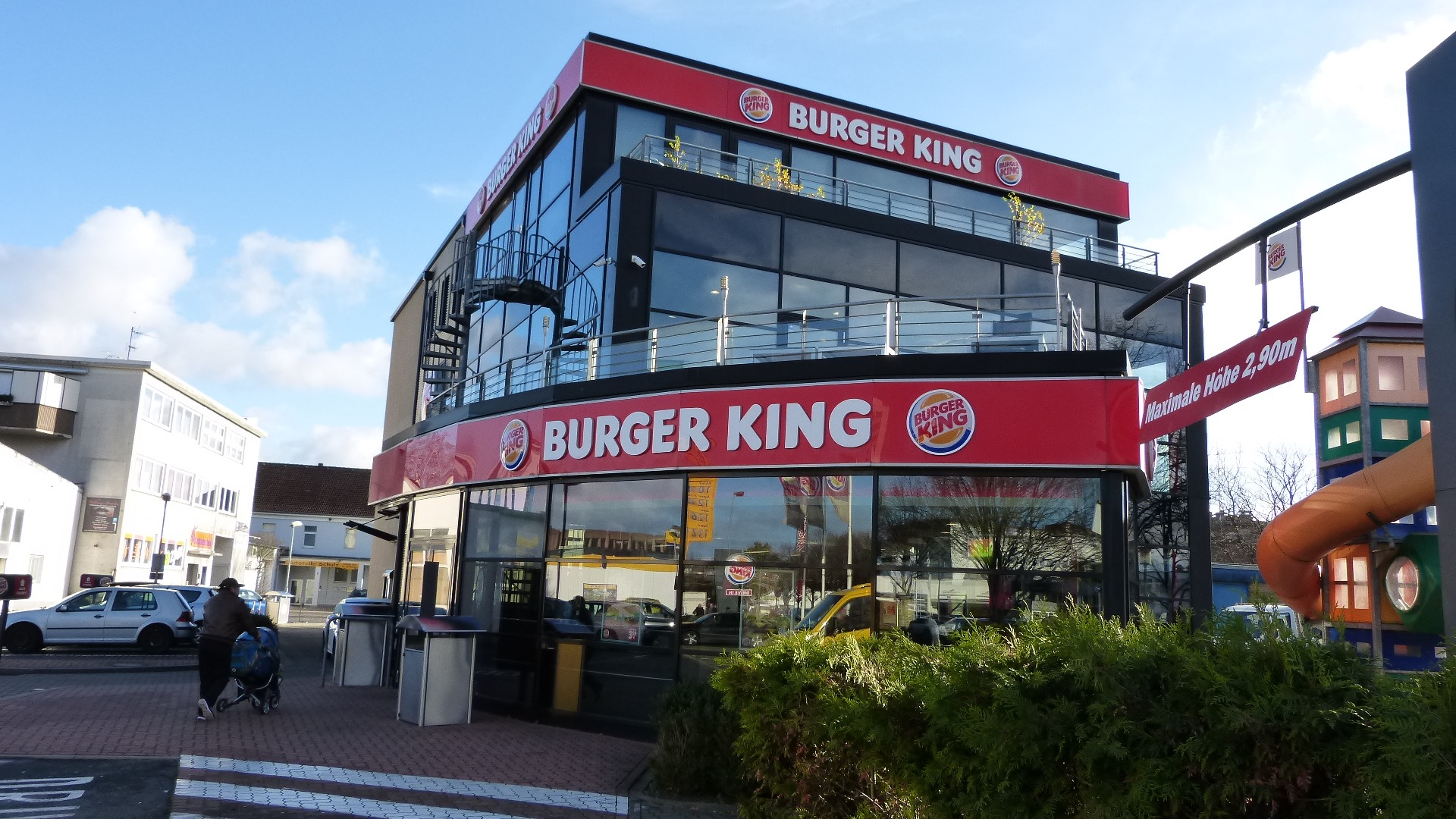 Burger King in Hannover