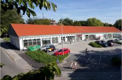 Einkaufszentrum in Dortmund Lanstrop