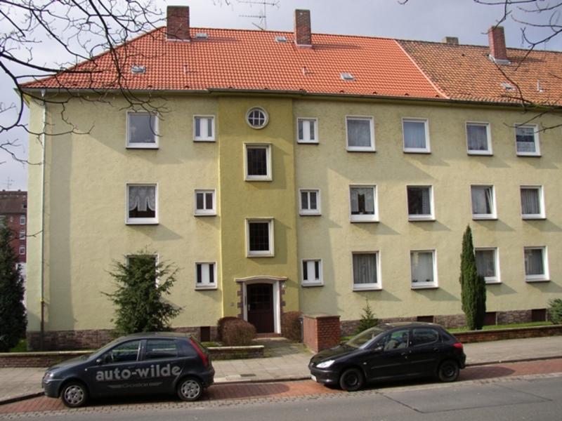 Ein Mehrfamilienhaus in Hannover