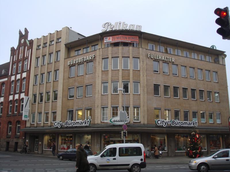 Wohn- und Geschaeftshaus Hannover