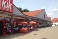 Einkaufszentrum in Herzberg am Harz