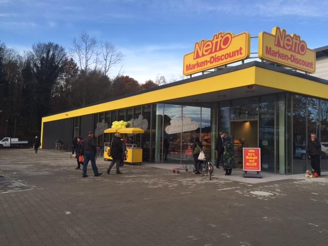Supermarket in Recklinghausen