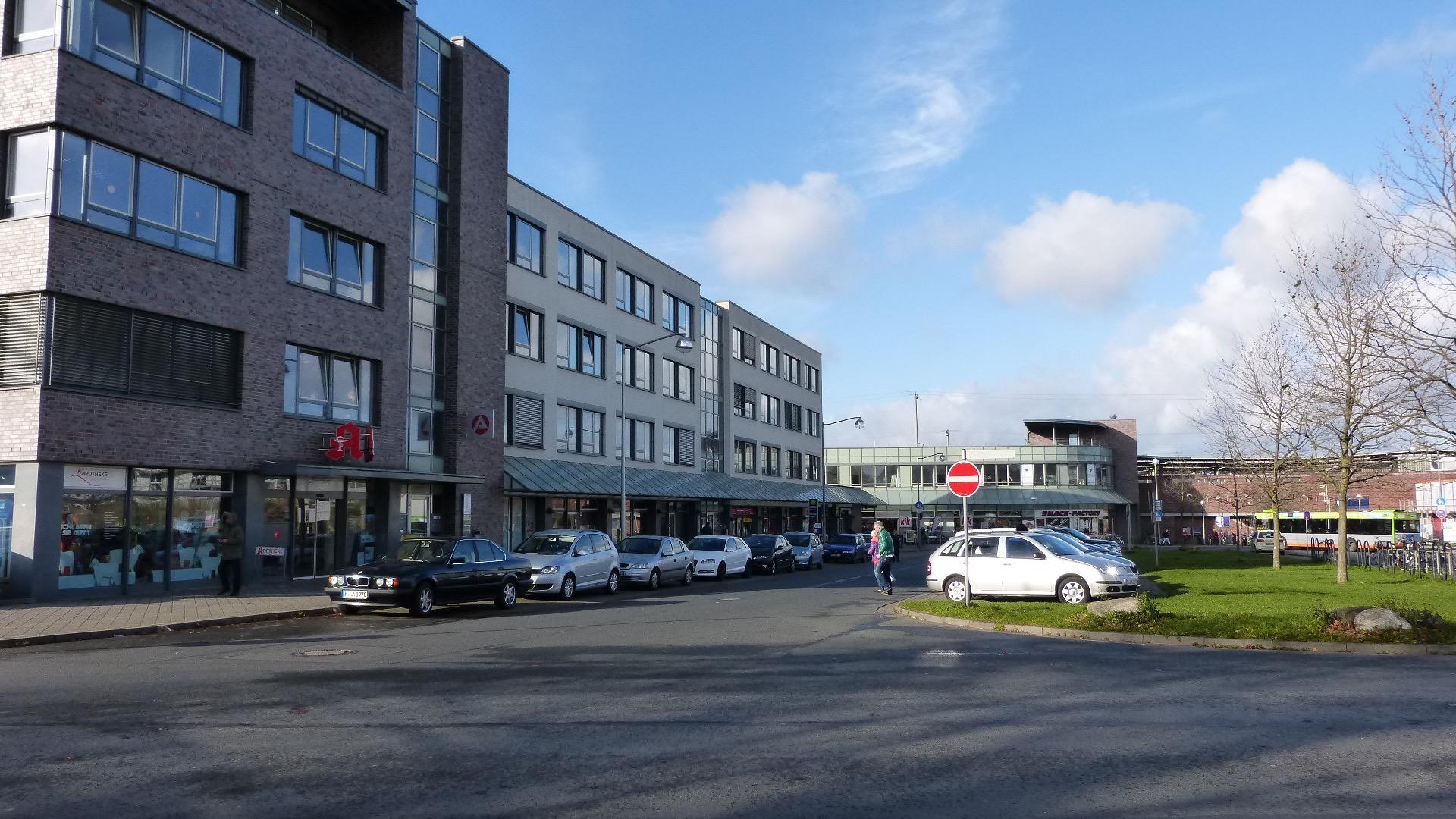 Einkaufszentrum Langenhagen