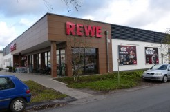 Supermarket in Hannover REWE