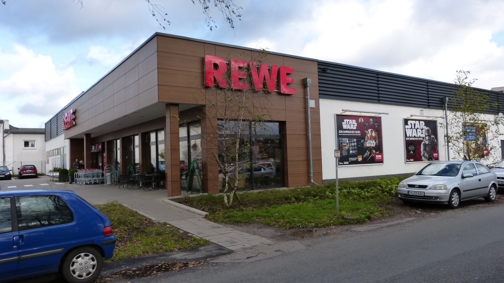 Rewe In Hannover