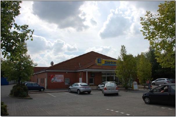 Supermarket EDEKA